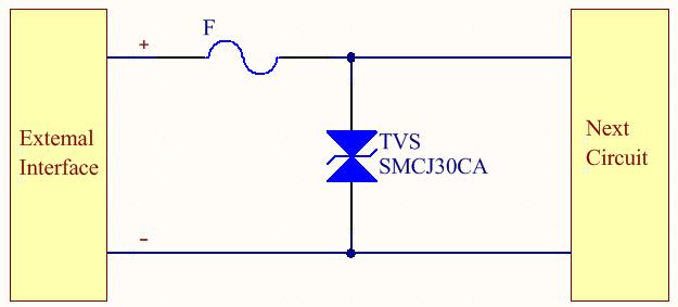DC24V接口一级浪涌防护.jpg
